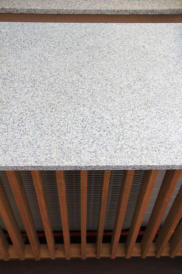 дървена решетка климатик