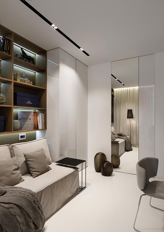 стилен малък апартамент от 44 кв. м_17