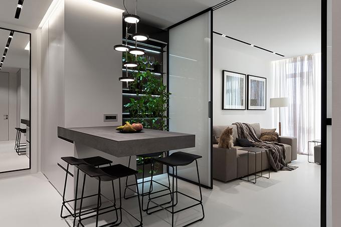 стилен малък апартамент от 44 кв. м_6
