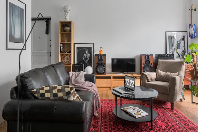 ретро модерен апартамент 10