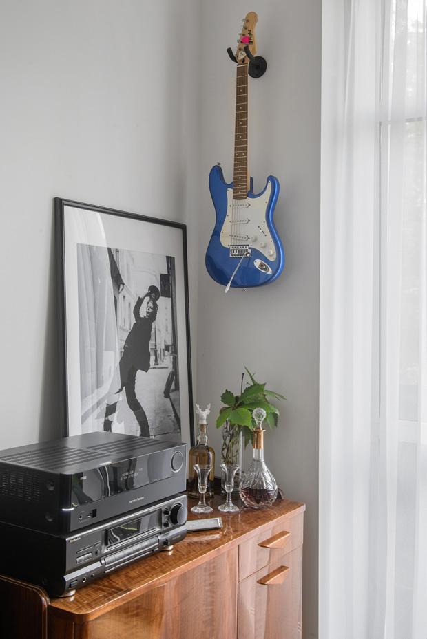 ретро модерен апартамент 15