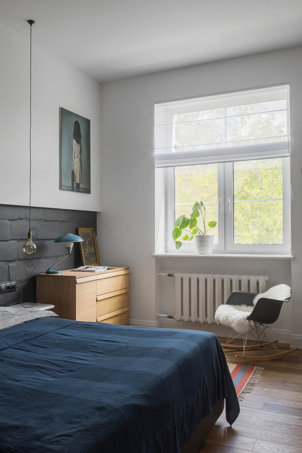 ретро модерен апартамент 21