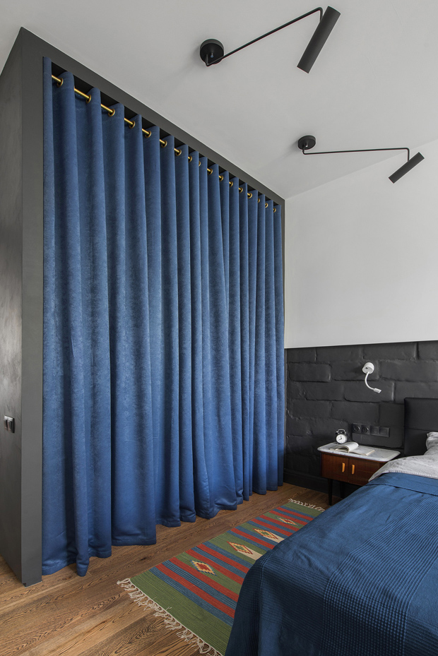ретро модерен апартамент 22