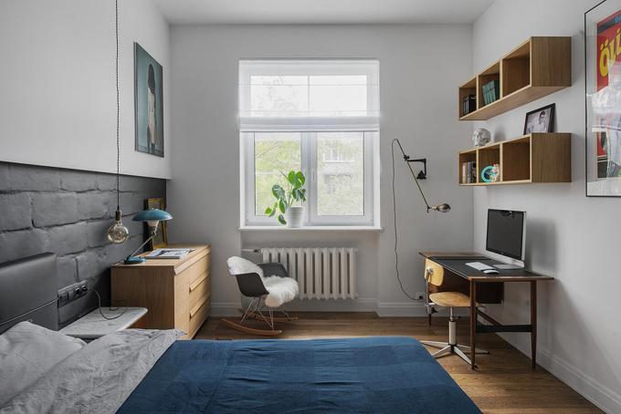 ретро модерен апартамент 24