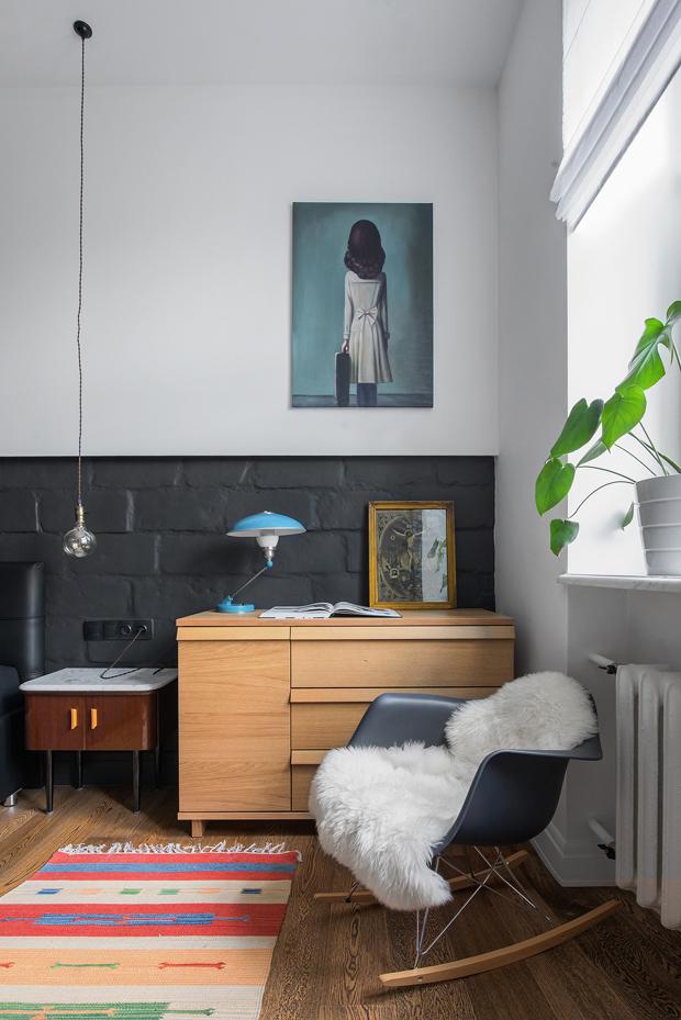 ретро модерен апартамент 26