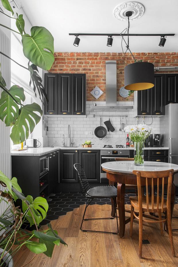 ретро модерен апартамент 3