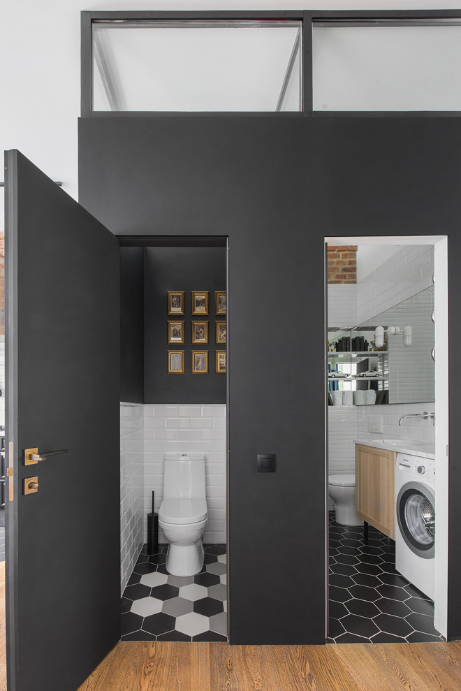 ретро модерен апартамент 36