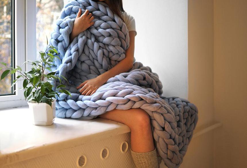 одеяла едра плетка