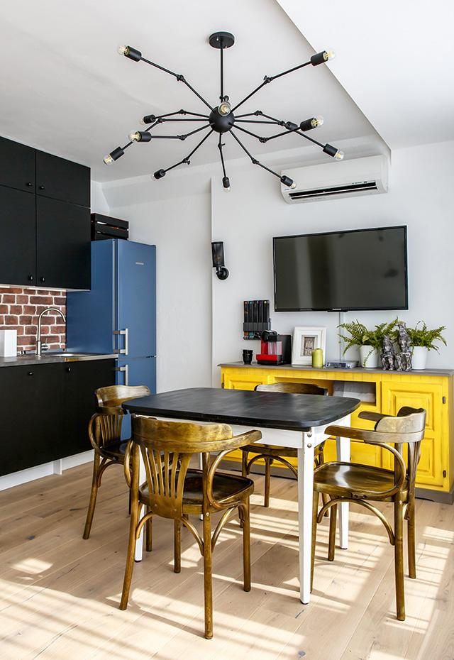 обзавеждане на малко жилище 35 кв 12