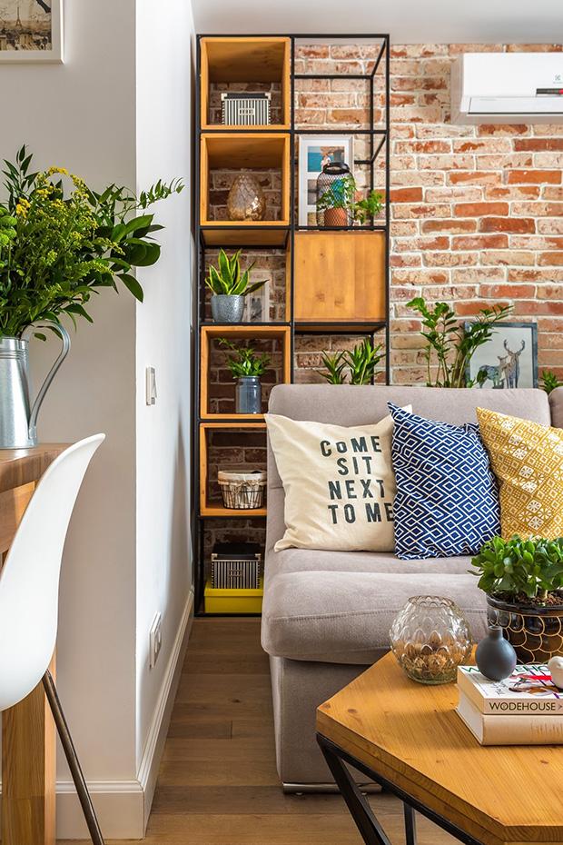 симпатичен дизайн на малък апартамент_11