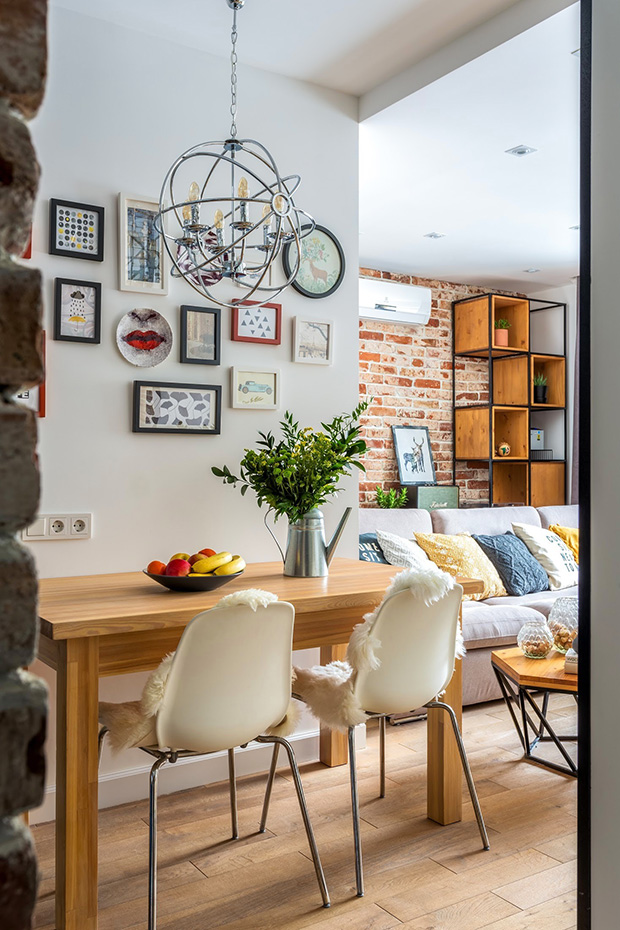 симпатичен дизайн на малък апартамент_13