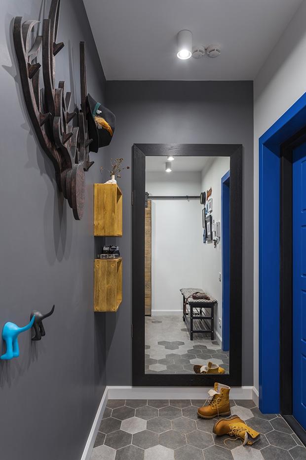 симпатичен дизайн на малък апартамент_15