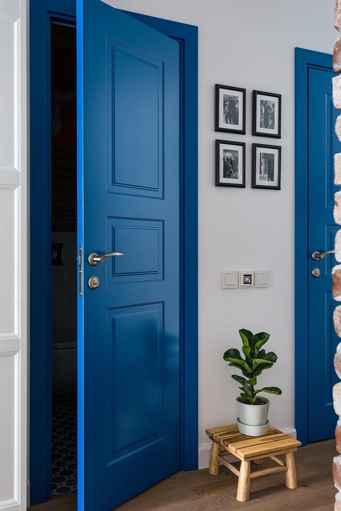 симпатичен дизайн на малък апартамент_29