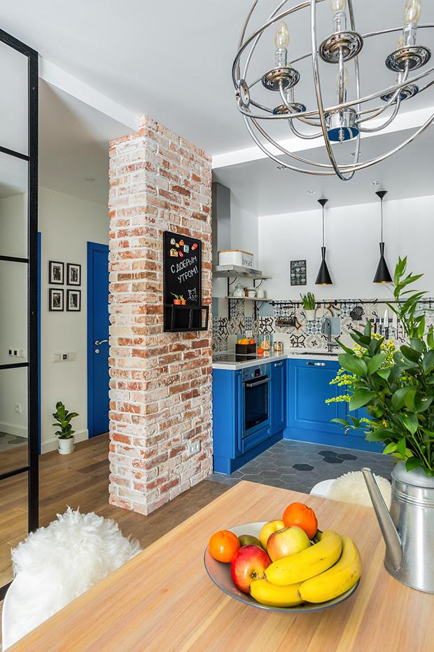 симпатичен дизайн на малък апартамент_4