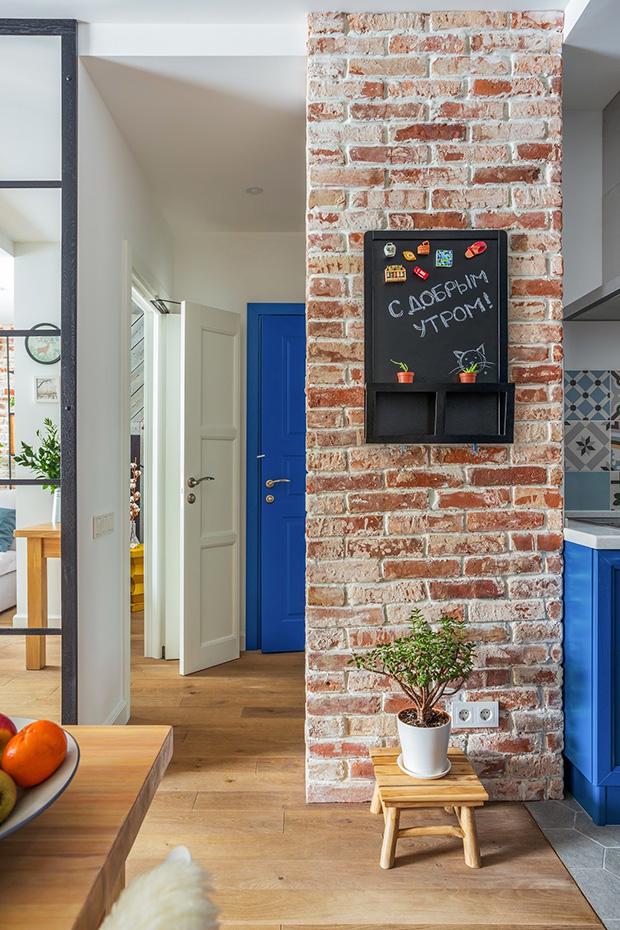 симпатичен дизайн на малък апартамент_5