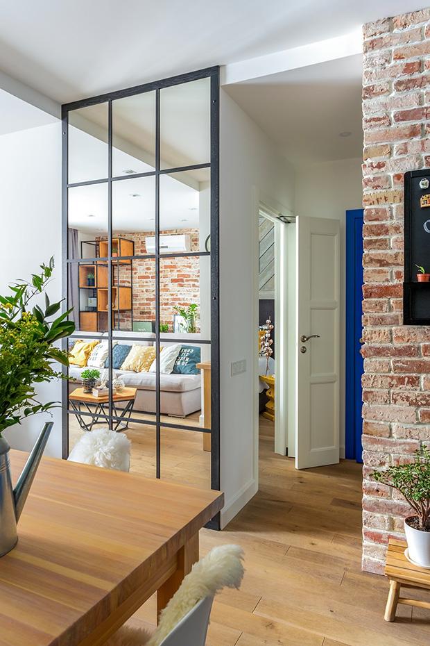 симпатичен дизайн на малък апартамент_7