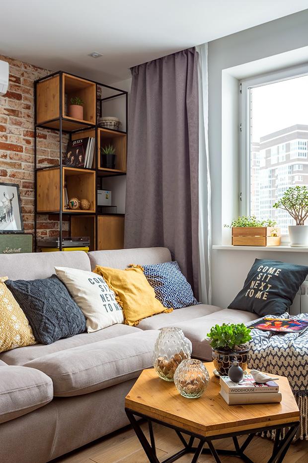 симпатичен дизайн на малък апартамент_8