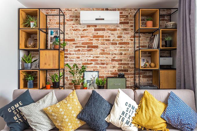 симпатичен дизайн на малък апартамент_9