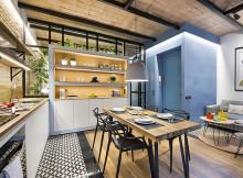 40 кв м жилище Барселона